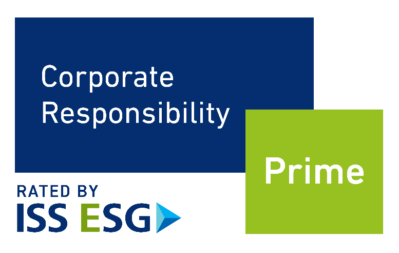 Prime status for corporate responsibility by the sustainability ratings agency, ISS ESG for QIAGEN