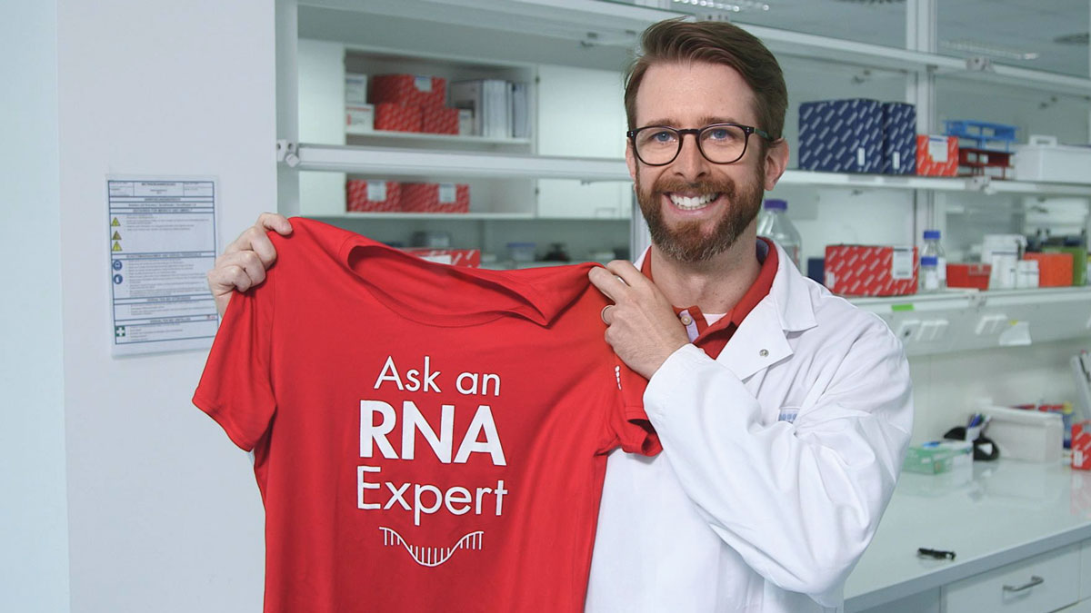Are you an RNA expert?