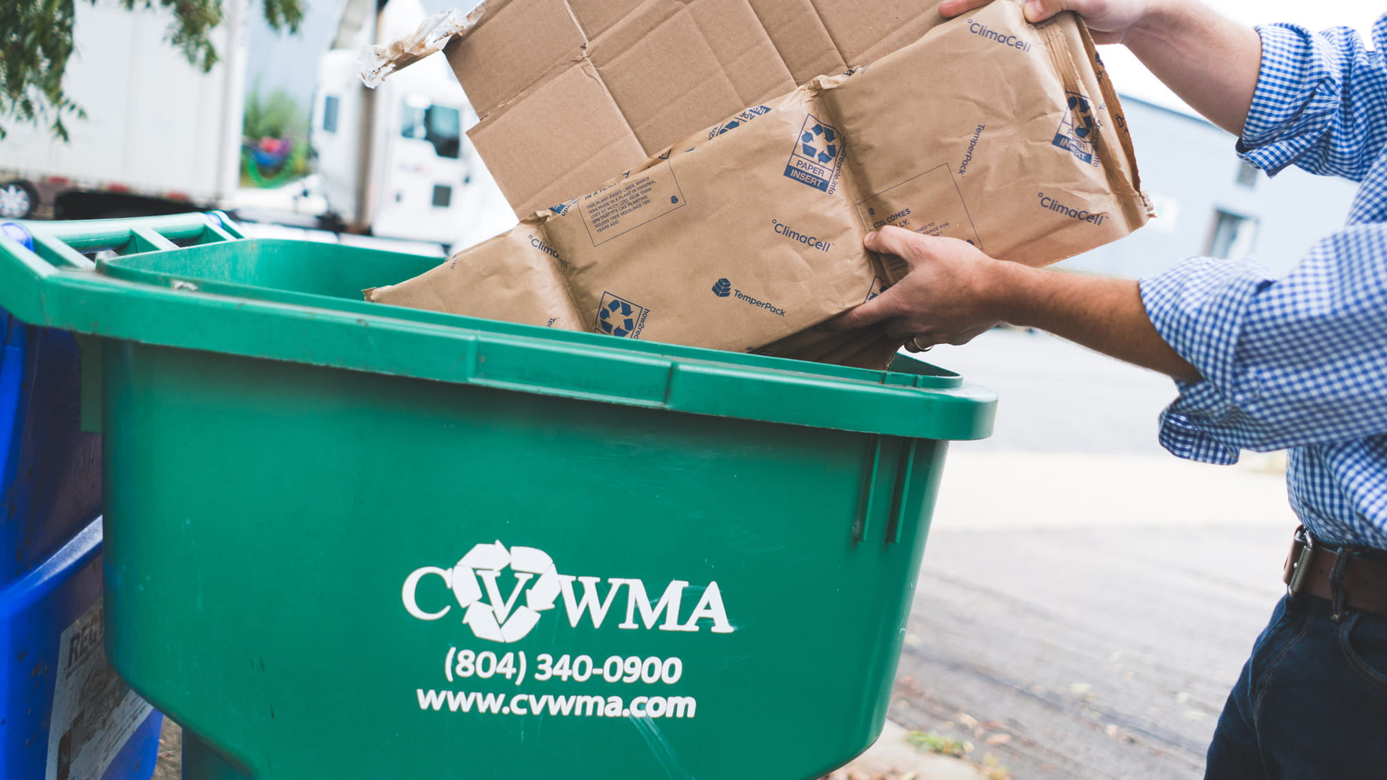 Widely Recyclable designation