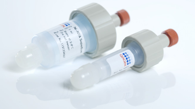 Ni-NTA Superflow Cartridges