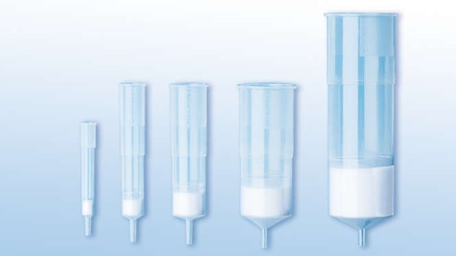 QIAGEN plasmid kit anion-exchange tips