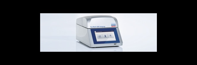 PyroMark Q48 Autoprep  ̶  simplified and fully automated Pyrosequencing.