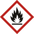 Flame (Flammable, Risk of fire)