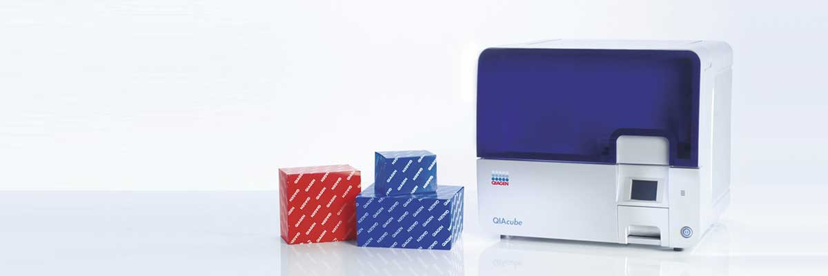 MO BIO Kits now automated on the QIAcube