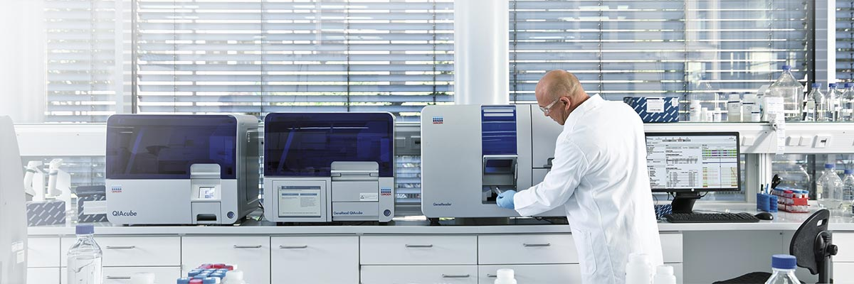 Learn about the GeneReader NGS system from a clinical research pathology lab